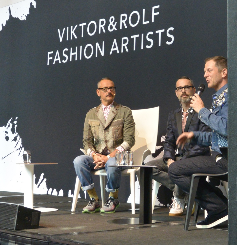 Viktor & Rolf and Thierry-Maxime Loriot