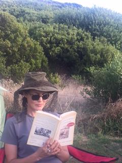 Oscar Wylee reading