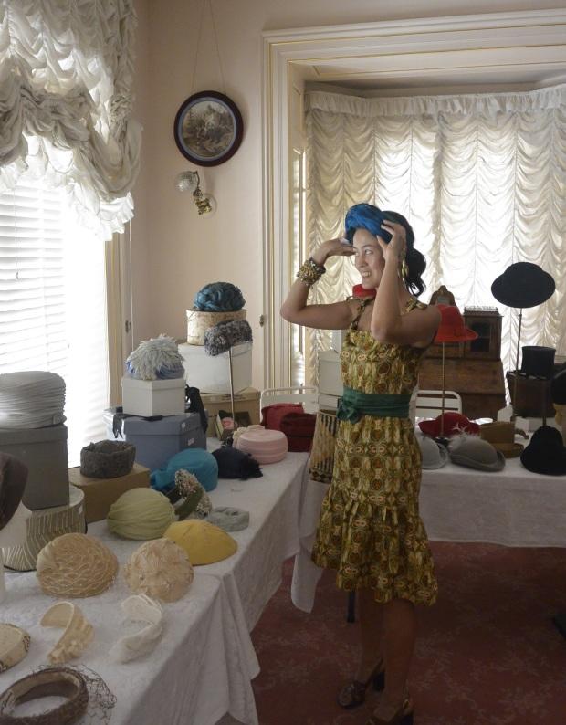 Como vintage hats