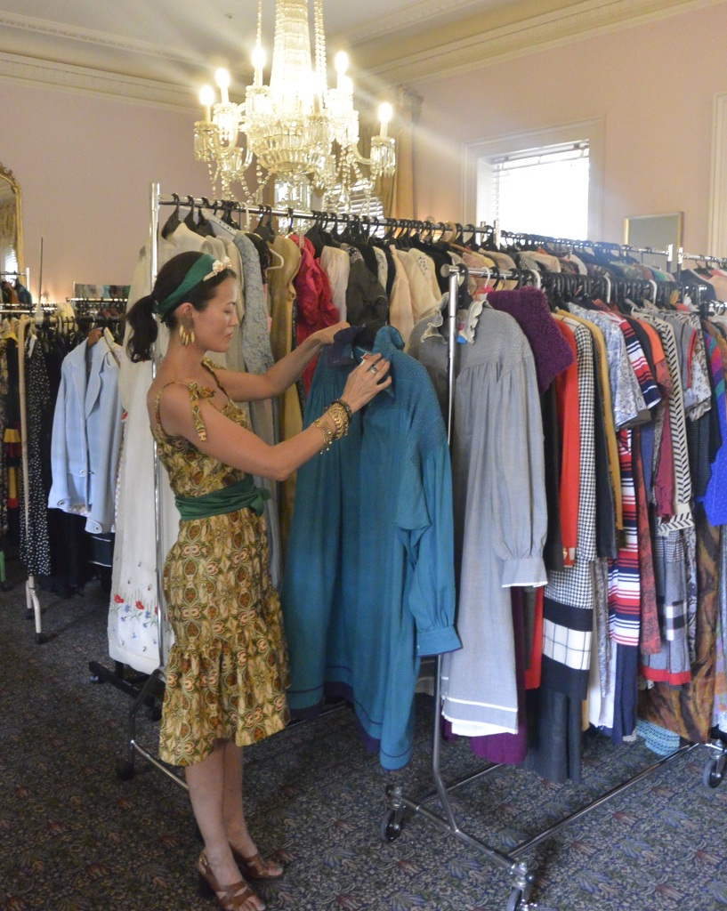 Vintage Clothing Sale at Como: BTS | Style Wilderness
