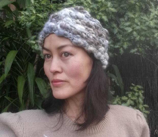 wool turban headband