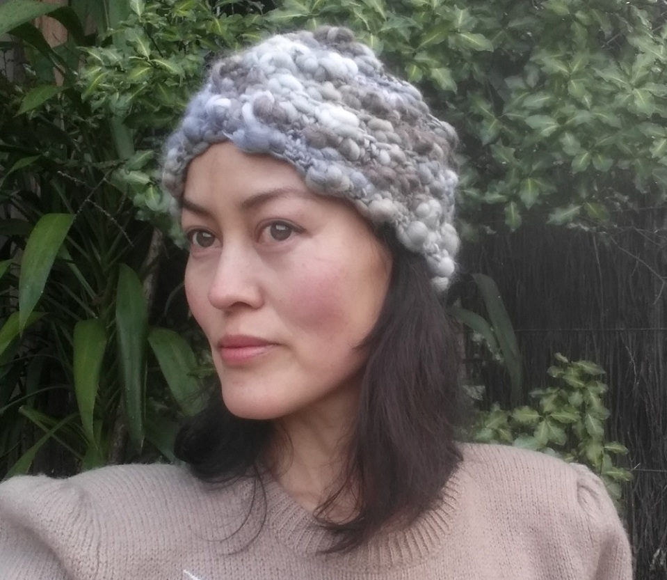 wool turban headband