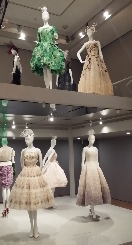 Dior couture NGV